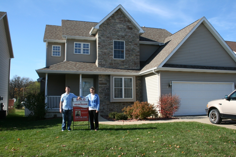 Penn oak subdivision crown point indiana homes for sale House builders in indiana
