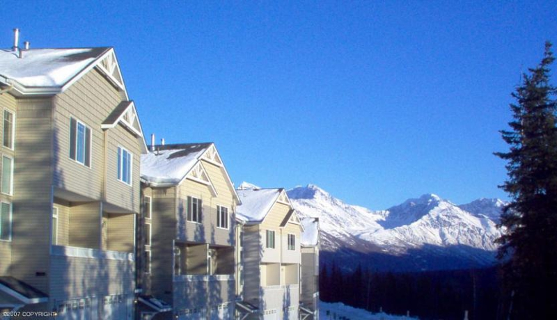 Eagles Overlook Condos in Eagle River