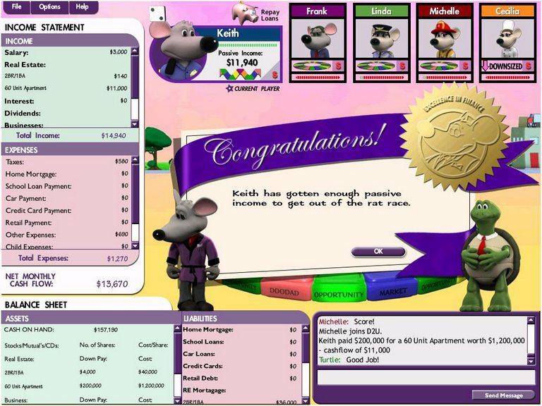 Cashflow 101 and 202 download game pc iso new free.