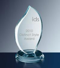 Interior Design Society, Distinct Style Awards, 2010