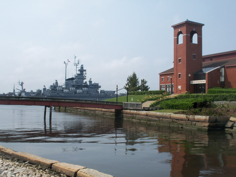 Fall River Battleship Cove & Heritage State Park
