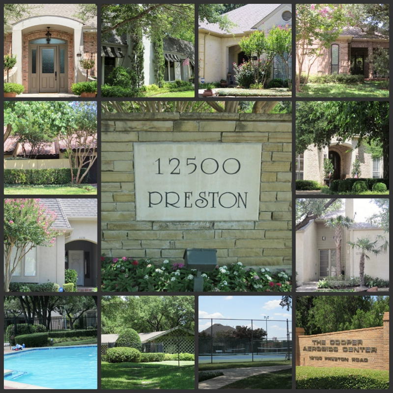 12500 Preston Road Patio Homes