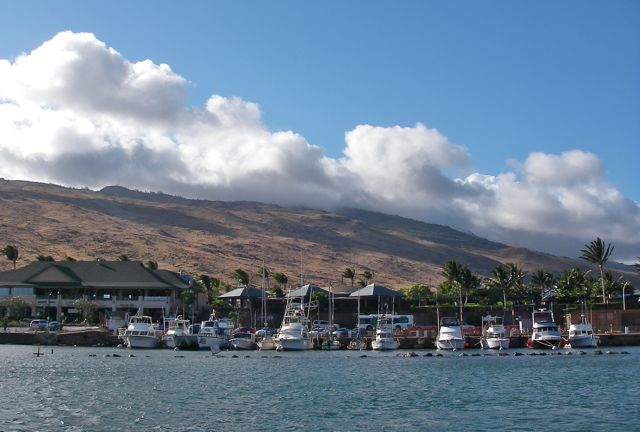Silent Saturday - I'm sailing away in Maalaea Bay, Maui Hawaii