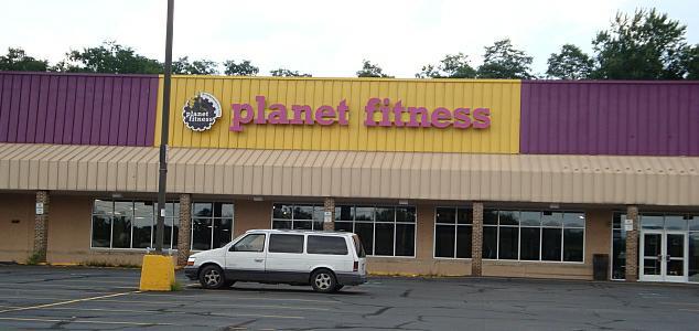 Planet Fitness Peckville Pennsylvania
