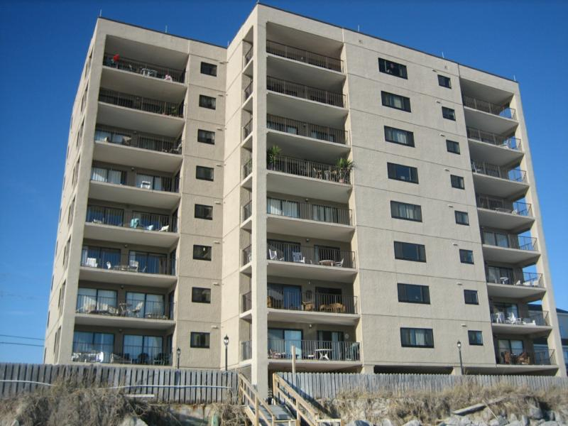 shalimar an oceanfront condo project in north myrtle beach sc