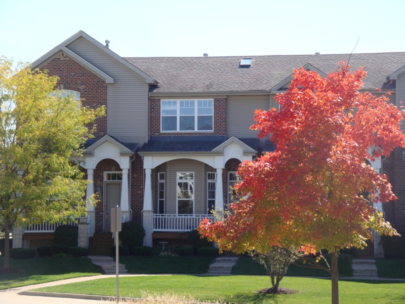 River Bend, Lisle Townhome
