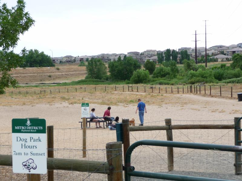 Enclosed Dog Parks Near Thornton