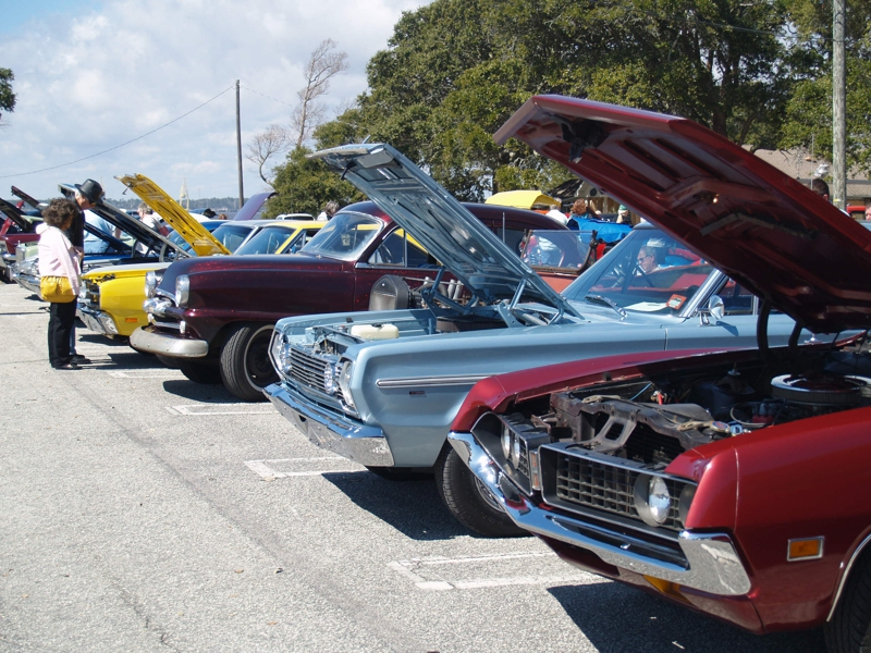 Picture of classic cars