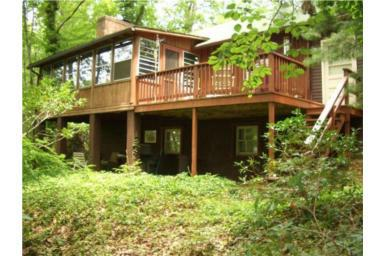 Log Style Home For Sale In Lusby - $249,900