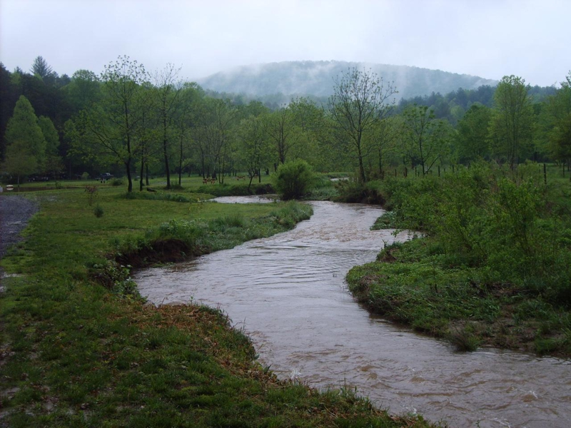 Persimmon Creek Campground, Murphy NC