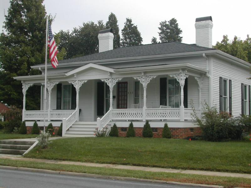 Historic homes in kernersville nc for New home construction kernersville nc