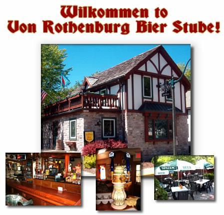 Das Schmecht Gut Von Rothenburg 39 S Bier Stube In Germantown Wi