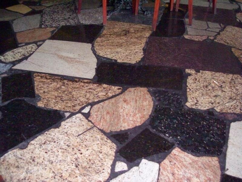Ardsley Granite Slab Floors 10502