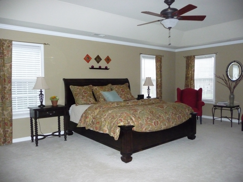 Preparing your home for sale part 3 for Khaki green walls
