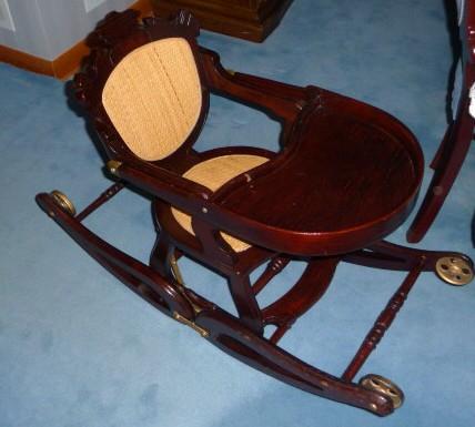 Highchair -Stroller..HomeRome 410-530-2400