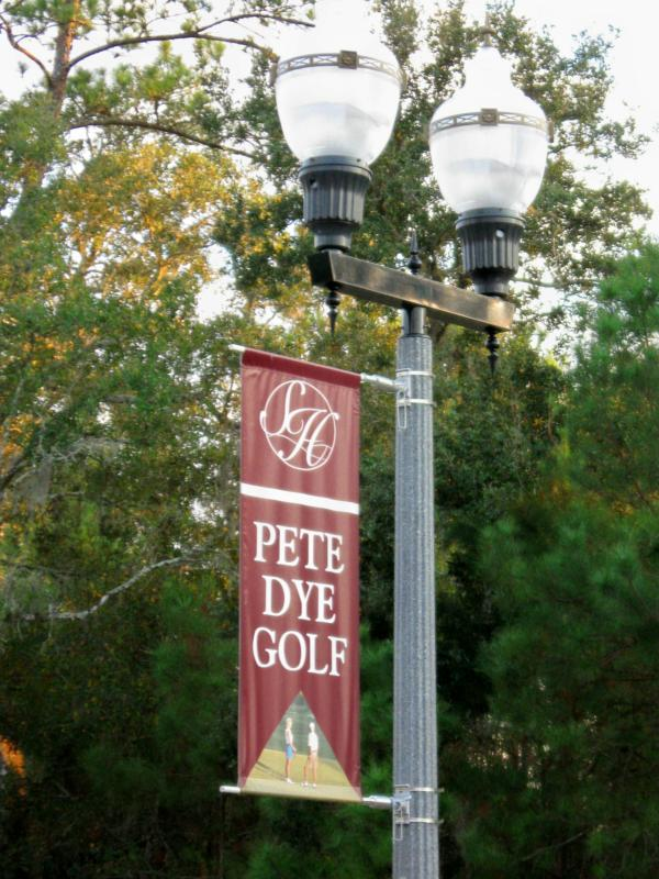 Pete Dye Golf Course Southern Hills Plantation Club