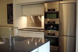 Sleek modern 2 level Penthouse 410-530-2400