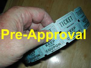 pre-approval ticket graphic
