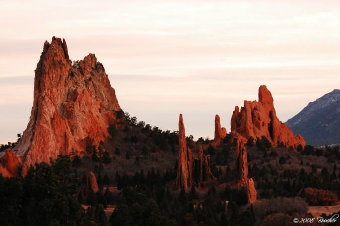 Cathedral Valley, Garden of the Gods