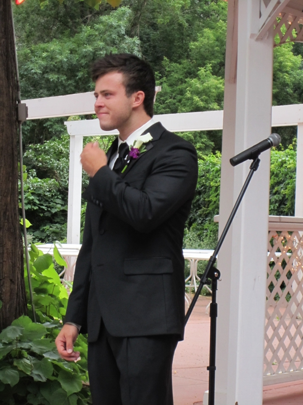 jake selley - the groom