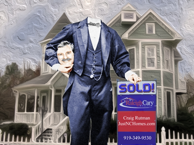 Don't Lose Your Head Trying to Find Your New Raleigh, Cary, Apex Area Home...
