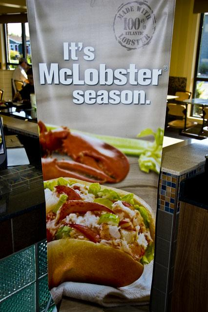 McLobster in Nova Scotia - Canada Lobster