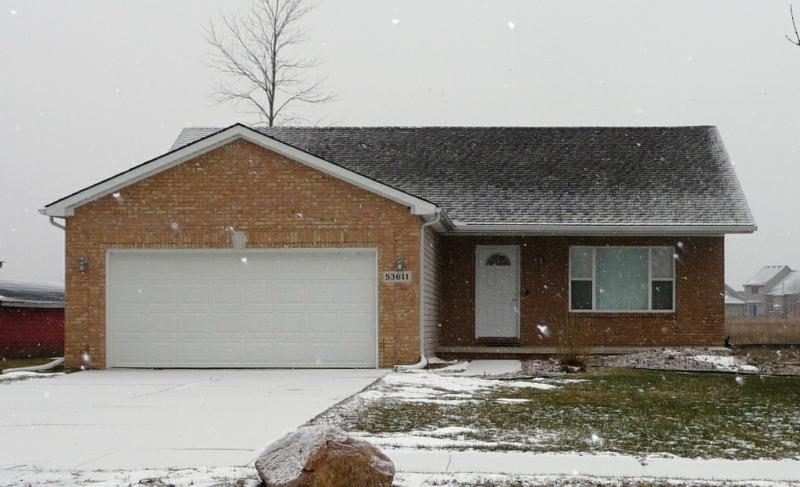 New Baltimore MI Macomb County homes sold 2009