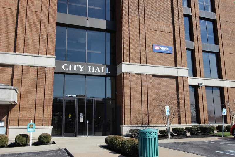 City Hall Clarksville