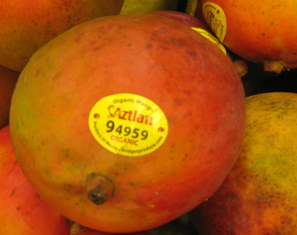 Buying Produce? What the PLU Codes Mean to you
