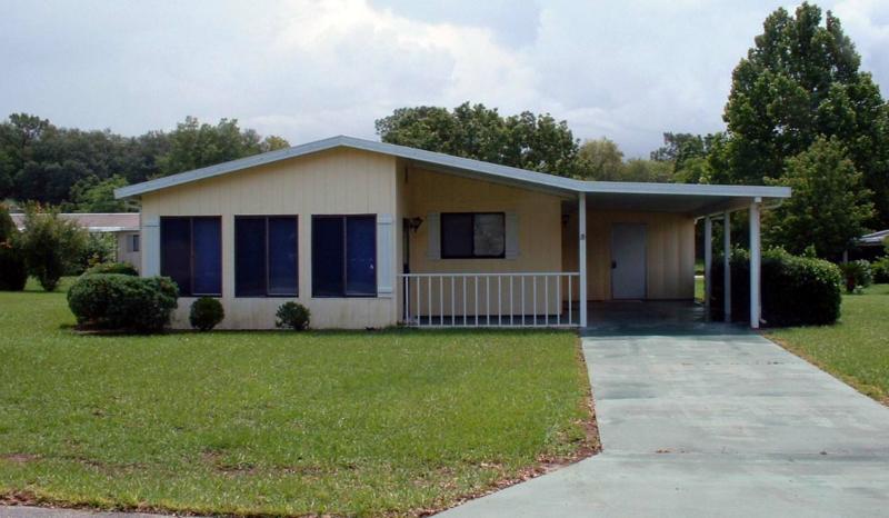 Pine Run Estates A 55 Retirement Community In Ocala Florida