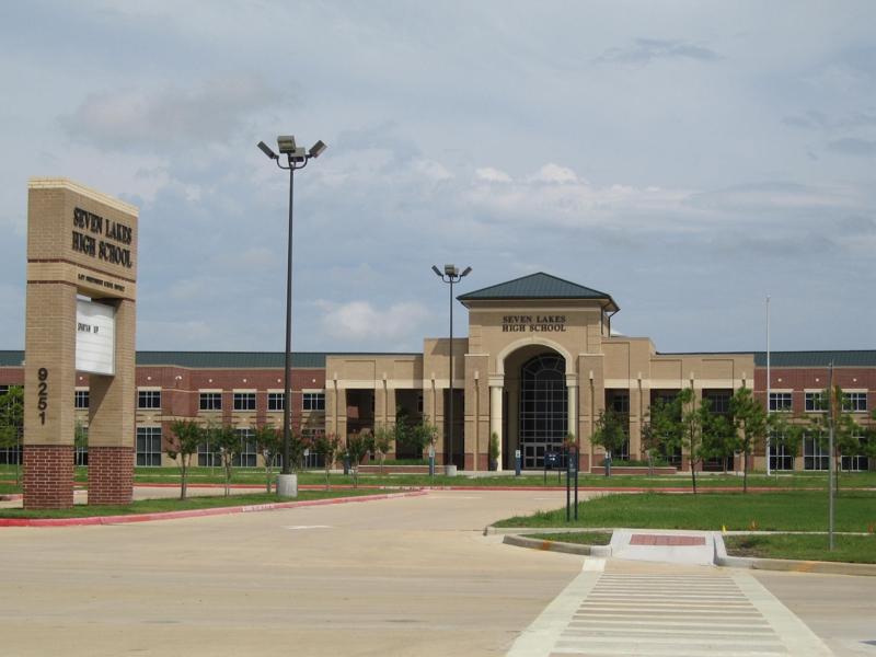 Seven Lakes High School Katy Texas