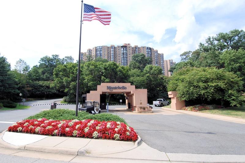 Montebello guard gate