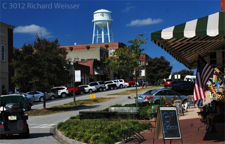 Senoia GA October 13, 2012 by Richard Weisser