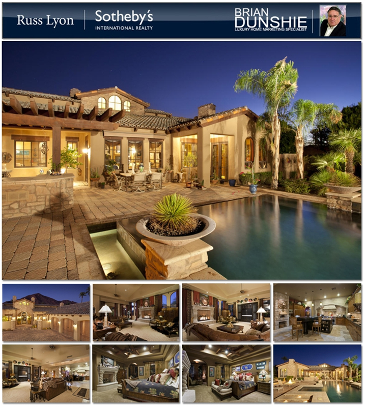 Mediterranean style homes in arizona home photo style for Mediterranean style modular homes