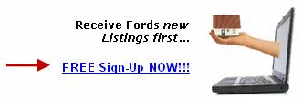 Receive Fords new listings first...