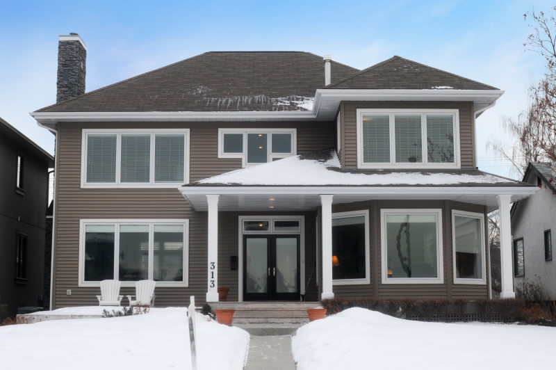 Calgary Parkhill Stanley Park Home for Sale