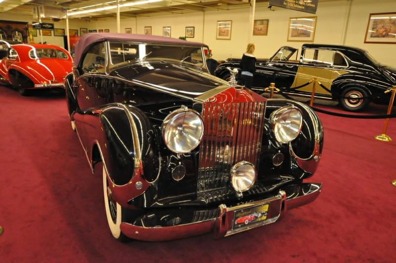 Worlds Largest Classic Car Showroom In Las Vegas Nevada
