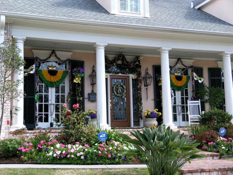 New orleans mardi gras decor for homes - New orleans home decor stores property ...