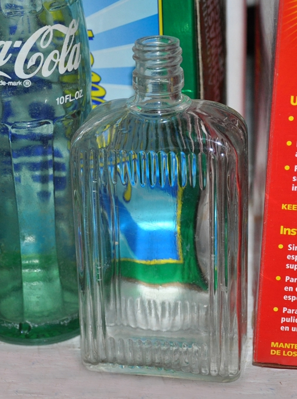 Granny S 1950 Jergens Lotion Bottle Connecting The