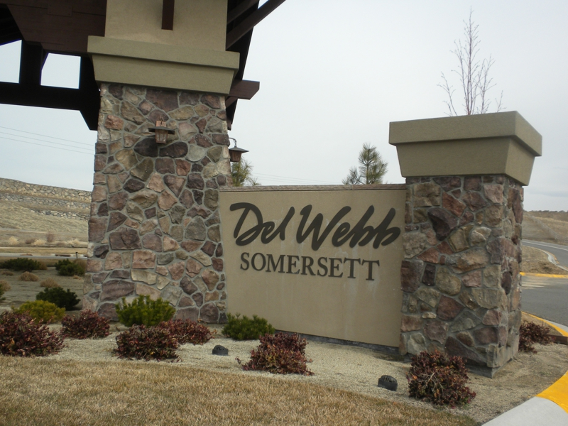Del Web At Somersett in Reno NV 89523 ~ An Active Adult Community Of Single ...