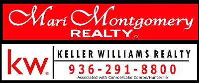 Keller Williams, Mari Montgomery Realty,Huntsville TX homes for sale,real estate,lake livingston,waterfront,mari montgomery