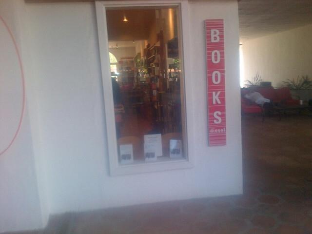Diesel Books in Malibu CA