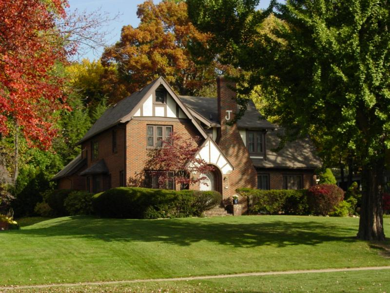 We call this a mansion in Firestone Park Ohio Homes!