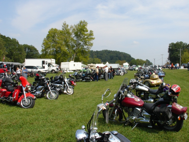 Northern Alabama & Southern Tennessee Trail Of Tears Motorcycle Ride
