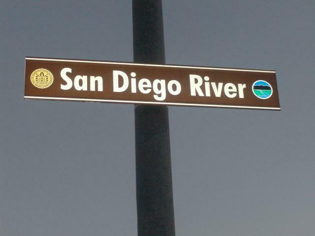 Enjoy a walk along the San Diego River in Mission Valley