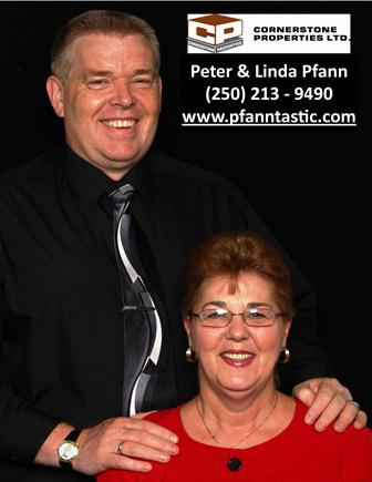 Peter & Linda Pfann, Selling Pfanntastic Victoria Homes Since 1986