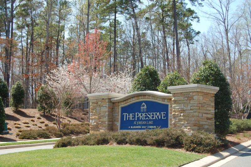 Preserve at Jordan Lake - Chatham County Relocation