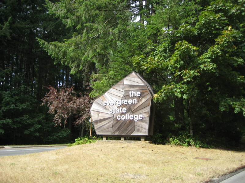 Evergreen State College, Olympia, WA - Innovative, Challenging ...