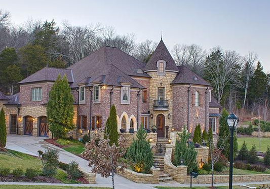 luxury home sales in franklin tn october 2012