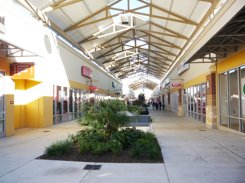 Shopping in Cypress